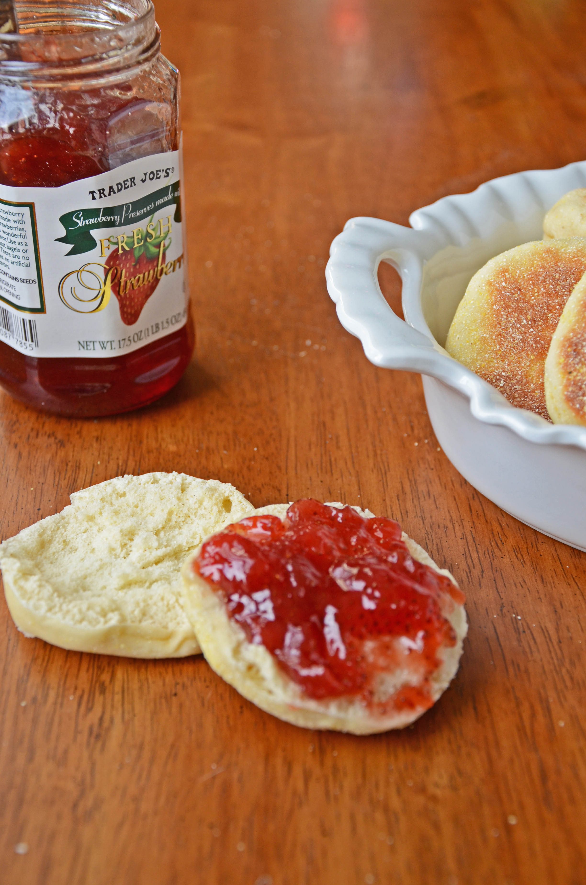 English Muffins | hollyshelpings.com
