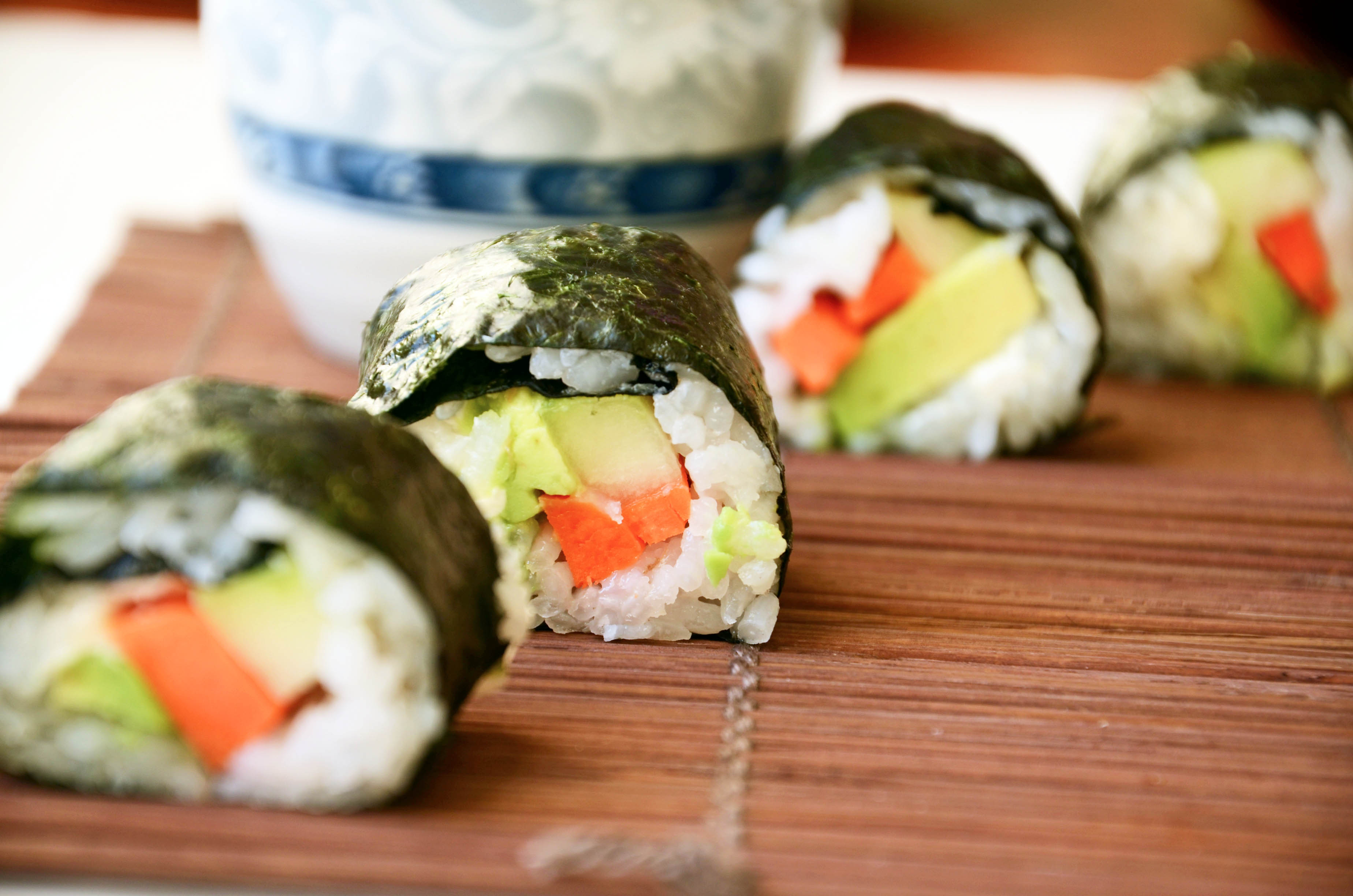 Tips for your first time making sushi | hollyshelpings.com