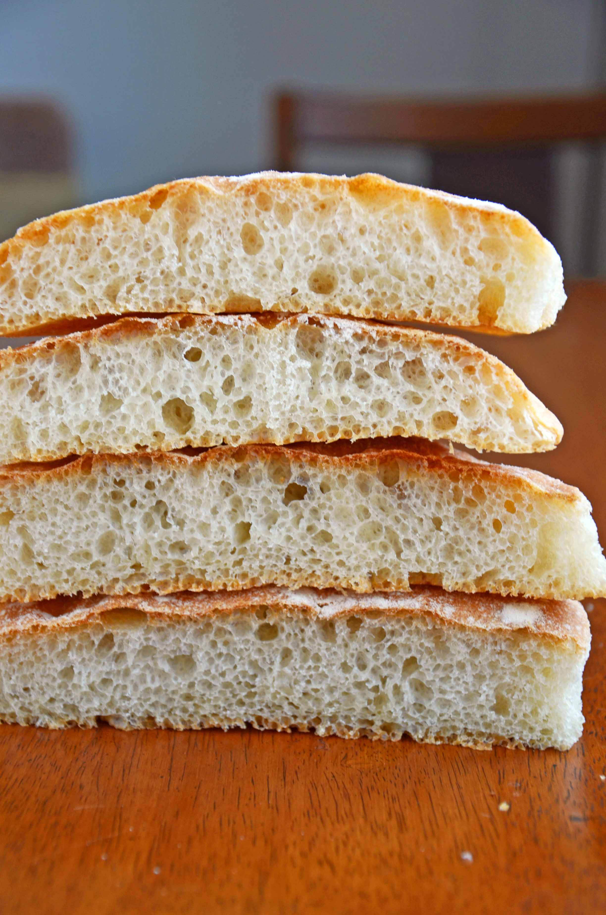 Ciabatta Recipe | hollyshelpings.com